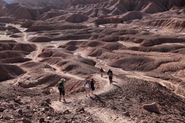 Atacama Desert Devil's Gorge trail