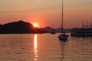 Sipan sunset