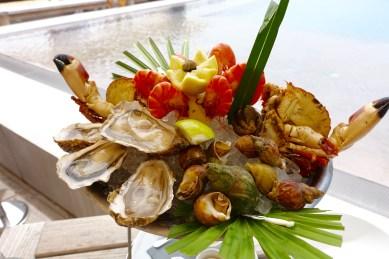 La Coorniche fruit de mer