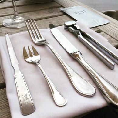 La Coorniche utensils