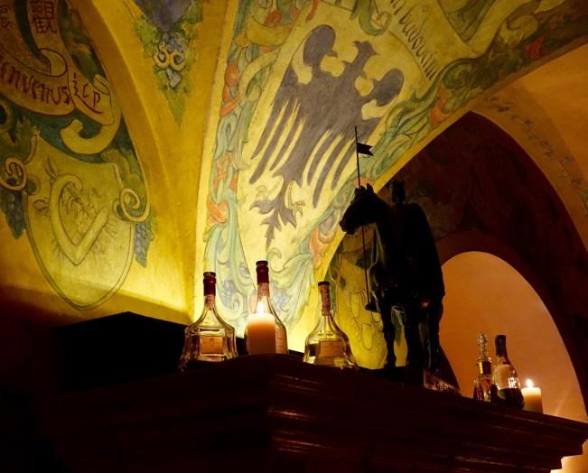 Prague U Malírù decor