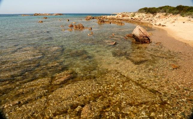 Domaine de Murtoli Golfe water