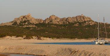 Domaine de Murtoli bay view