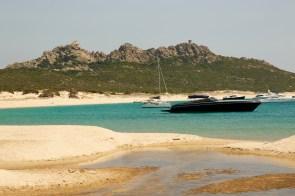 Domaine de Murtoli boats