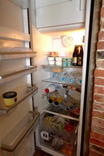 Domaine de Murtoli A Tiria stocked refrigerator
