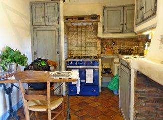 Domaine de Murtoli A Tiria indoor kitchen