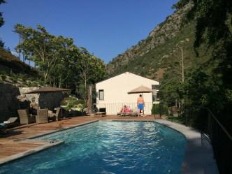 Hotel Dominique Colonna pool