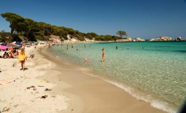 Tamaricciu beach