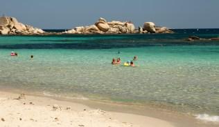 Tamaricciu clear water
