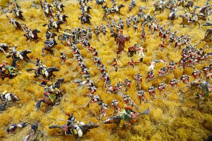 Castell d'Emporda Battle of Waterloo