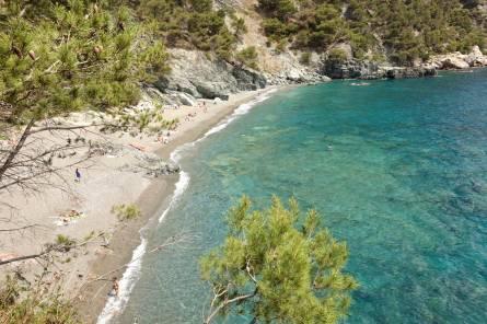 Baix Emporda beach