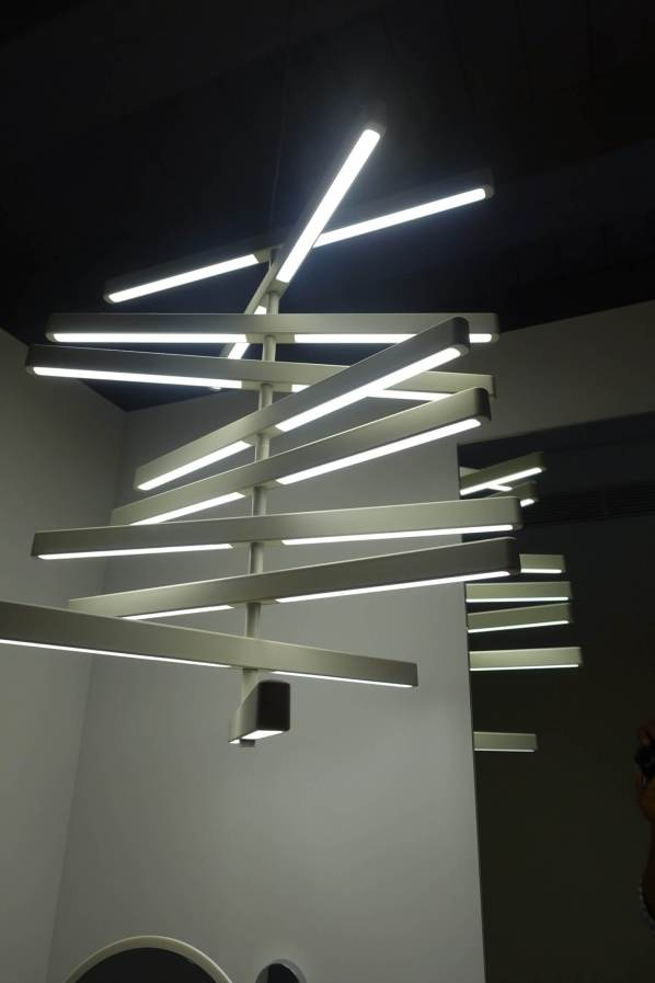 The Mercer Barcelona light fixture