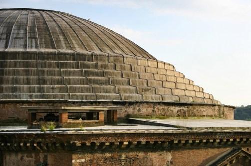 Albergo del Senato Pantheon view