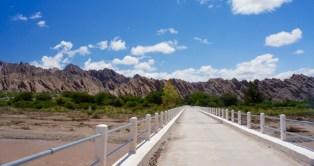 Ruta 40 Salta Argentina bridge Las Flechas