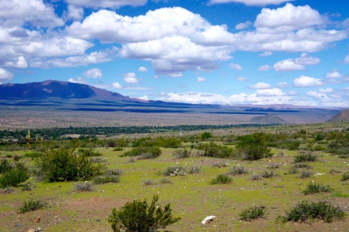 Ruta 40 Salta Argentina vista