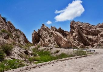 Ruta 40 Salta Argentina curvy road