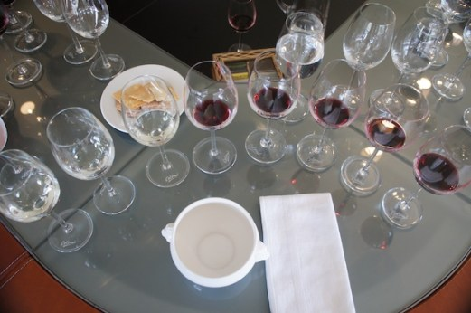Estancia Colomé wine tasting