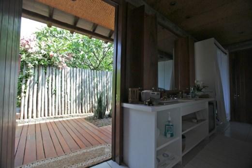 Pousada Maravilha outdoor shower