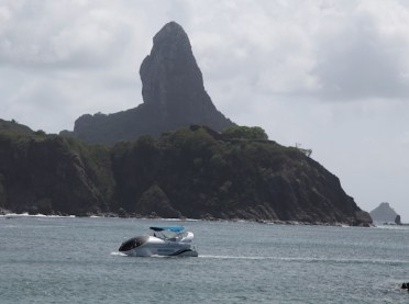 FERNANDO DE NORONHA glass bottom boat