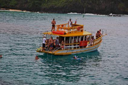 Fernando de Noronha Boat Tour