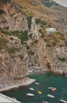 Praiano View from Hotel Onda Verde