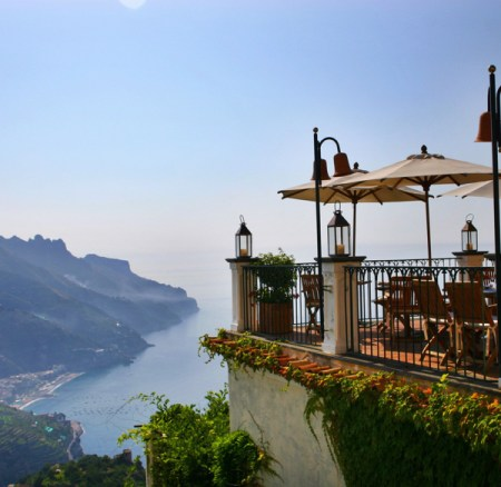 A HOTEL WITH THE BEST VIEWS OVER THE ENTIRE AMALFI COAST