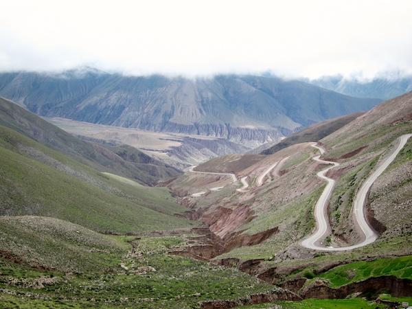 SALINAS GRANDE road
