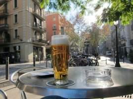 Taverna El Born beer