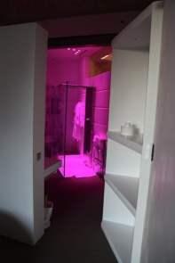 El Palauet Living bathroom LED