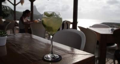 Restaurant Mergulhão caiparinha