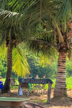 Praia Conceição bar