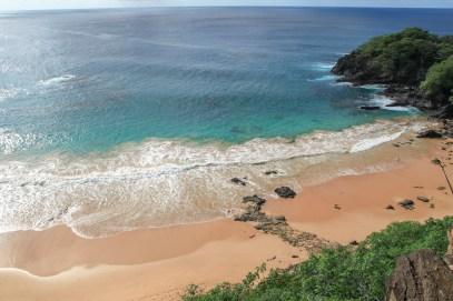 Praia do Boldros waves