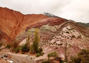 Hill of Seven Colors Purmamarca Argentina