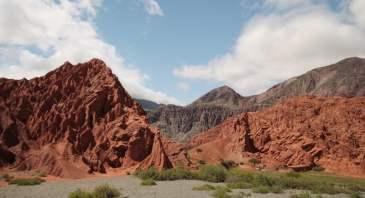 Paseo del Colorado Purmamarca Argentina