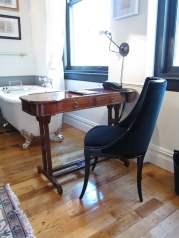 NoMad Hotel desk