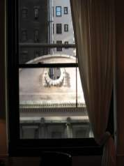 NoMad Hotel window view
