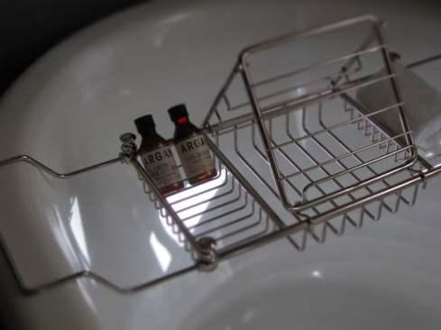 NoMad Hotel tub details