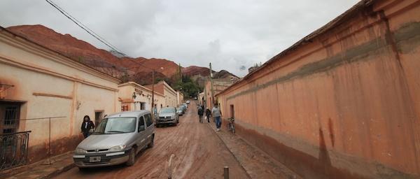 Purmamarca Jujuy Argentina town