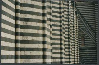 Orvieto church stripes