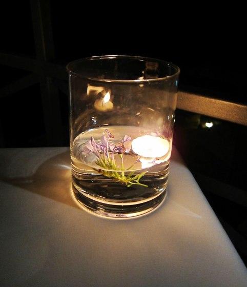 Il Pellicano dining candle