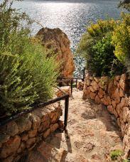 Il Pellicano beach steps