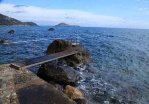 Il Pellicano beach platform