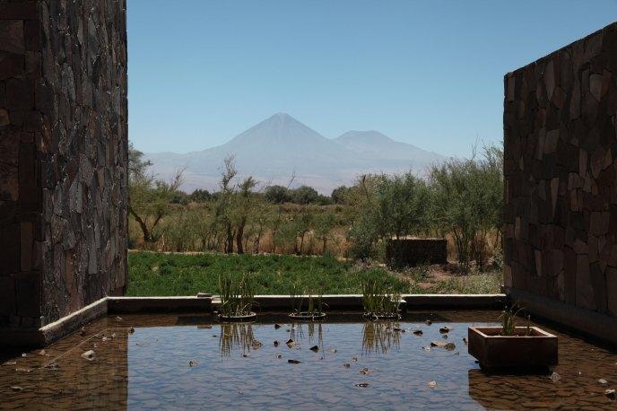 Tierra Atacama gardens