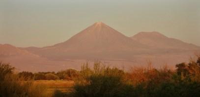 Tierra Atacama volcano