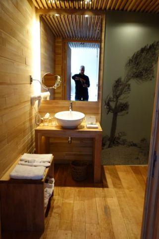 Tierra Patagonia bathroom