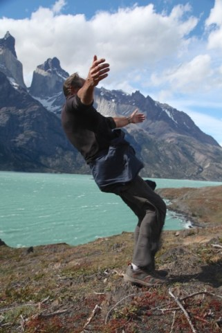 Torres del Paine National Park wind