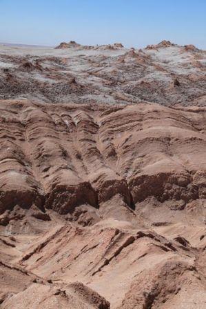 Atacama Val de Luna ripples