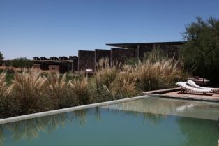 Tierra Atacama pool and rooms
