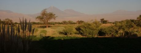 Tierra Atacama sunset