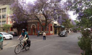 Barrio Lastraría street